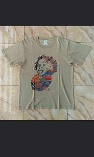 "T shirt ""Japan Art einstein"""