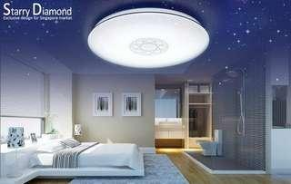 New arrival Samsung led chipboard ceiling mounted light