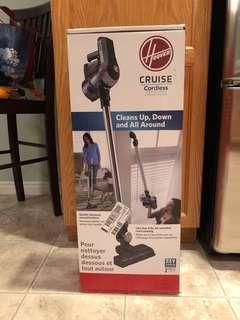 HOOVER CRUISE CORDLESS!! Like new in the box!!