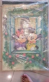 Puzzle mickey disney