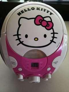CD karaoke system