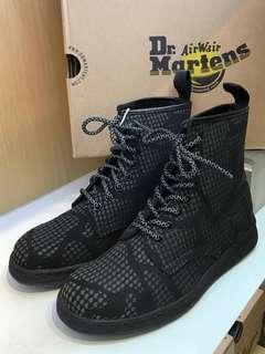 🚚 Dr.martens 黑色輕量高筒馬丁EUR38