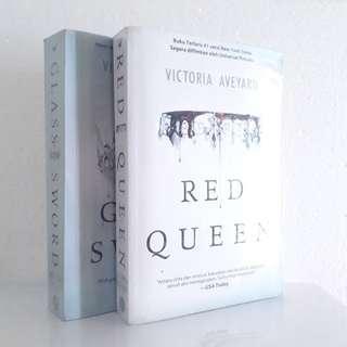 Red Queen series 1&2 [Red Queen & Glass Sword]