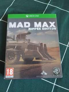 Mad Max Ripper Edition: Steel case