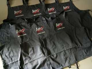 Apron Printing Services