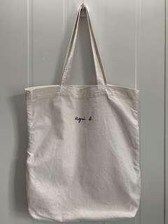 Agnes b Tote Bag 手挽袋