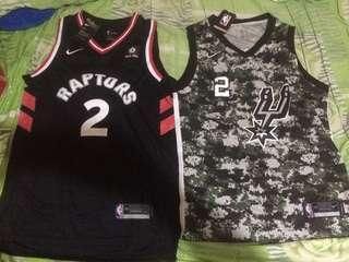 Kawhi Leonard Raptors Spurs Jersey NBA Jordan Nike adidas reebok anta fila kobe kyrie kd pg