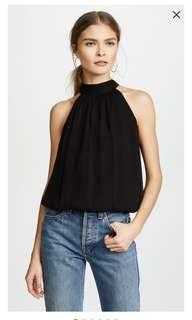 Alice + Olivia Maris Gathered Top
