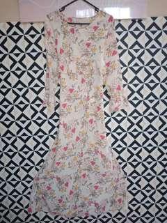 baju dress(reduced price)