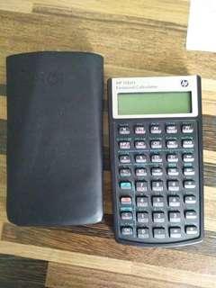 HP Financial Calculator