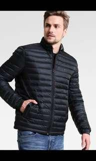 jaket packkable down