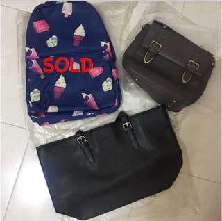 BN Bagpacks SlingBag Handbag
