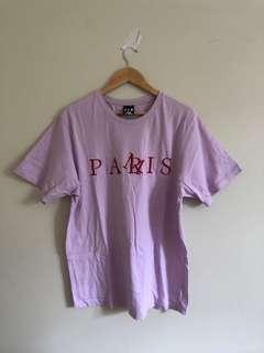 Unisex P.A.M t-shirt light pink