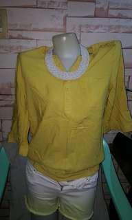 SHE 3/4 blouse