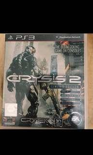 PS3 Crysis 2 (Limited Edition)