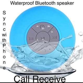 🚚 Bluetooth Speaker Waterproof with sucker