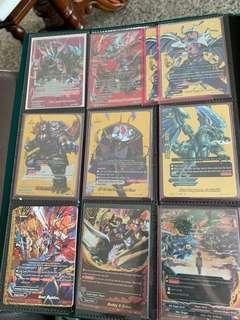 Buddyfight(secret sets,buddy rares!)