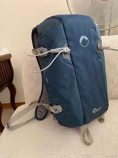 🚚 Lowepro Flipside Sport 10L AW Camera Bag - Blue