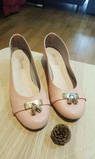 ※※※※※粉色噹噹少女鞋,低跟鞋※※※※※