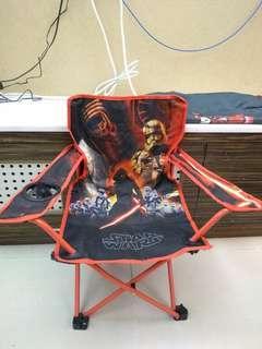 🚚 星際大戰兒童露營椅