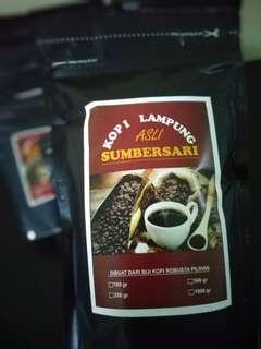 Kopi Lampung Asli Sumbersari