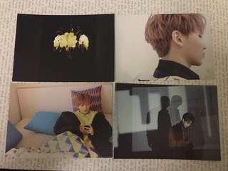 WTS Seventeen DIRECTOR'S CUT Jeonghan postcard