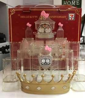 全新 7-11 Hello Kitty 城堡