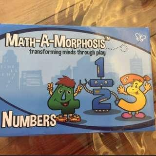 Math-A-Morphosis