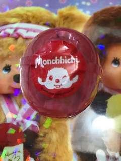 法國專有 Monchhichi 扭蛋7個