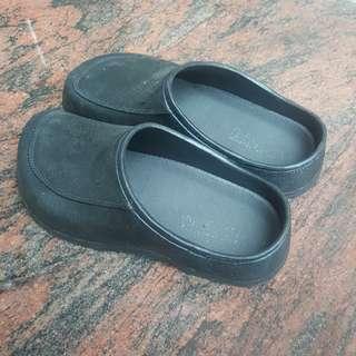 🚚 久大牌 廚師鞋 工作鞋 荷蘭鞋