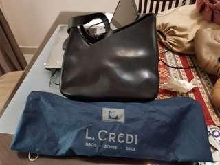 L.Credi handbag (German brand)