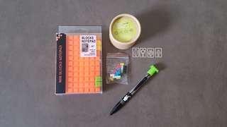 🚚 Stationery set