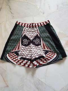 Love Bonito Priscille Pleated Shorts
