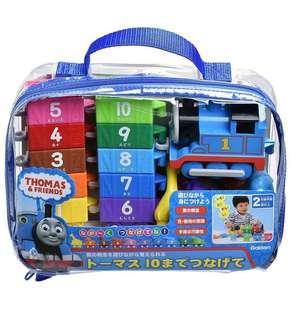 Thomas & Friends 湯馬仕 火車 幼兒 小朋友 學習玩具 數字 顏色 動物