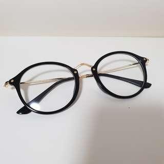 Black cora eyewear