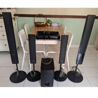 Sony STR KS470 Home Theatre System 5.1