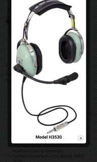 David Clark Headset