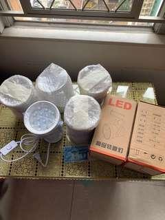 LED軌道射燈(白光)$100 for all 不議價,限天水圍站交收