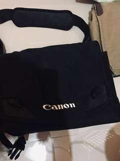 AUTHENTIC CANON CAMERA BAG