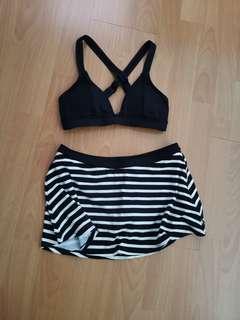 🚚 Bikini top & bottom
