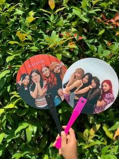 Handfan and Photocard