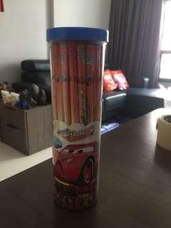 🚚 Cars 50pcs pencil SALES !!