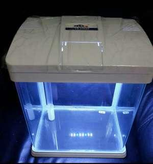 Promotion!!! Full Set Glass Fish Tank