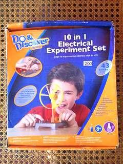 10 in 1 Electrical Experiment Set