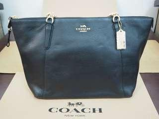 Authentic Coach Ava Chain Tote