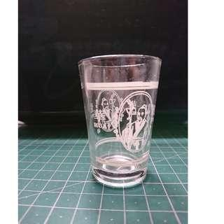 全新小玻璃酒杯 new wine glass cup (40ml)
