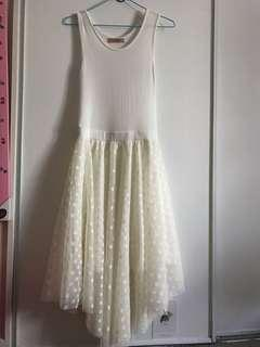Korean sample dress