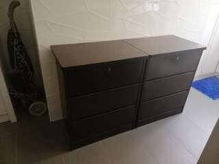 $50 For 2 drawers