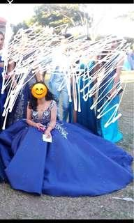 For Rent- Debutants Gown