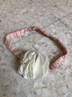 Kinderpel hairband